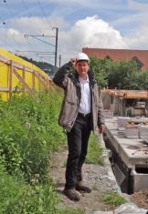 Architekt Dipl.-Ing. volker goebel Bauleiter wilen bei wollerau