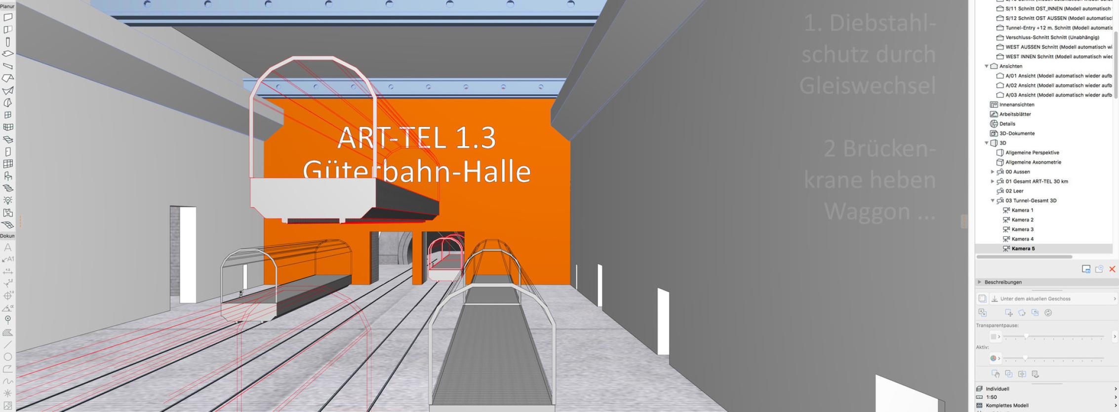 Werkhalle ART-TEL 1.3