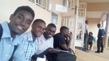MGKB Directors Richard Mugasho, Jimmy Kasole, George Botyo