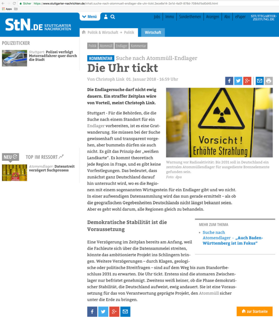 Stuttgarter_Nachrichten_Die-Uhr_Tickt_Kritik_an_der-BGE-GmbH
