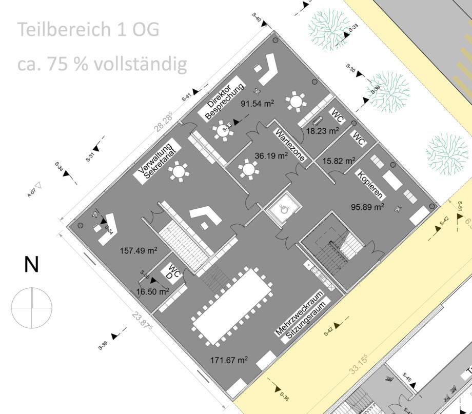 Verwaltung_Entwurf_BBZ_Neubau_ZH_Ing_Goebel-_-1.-1.-OG