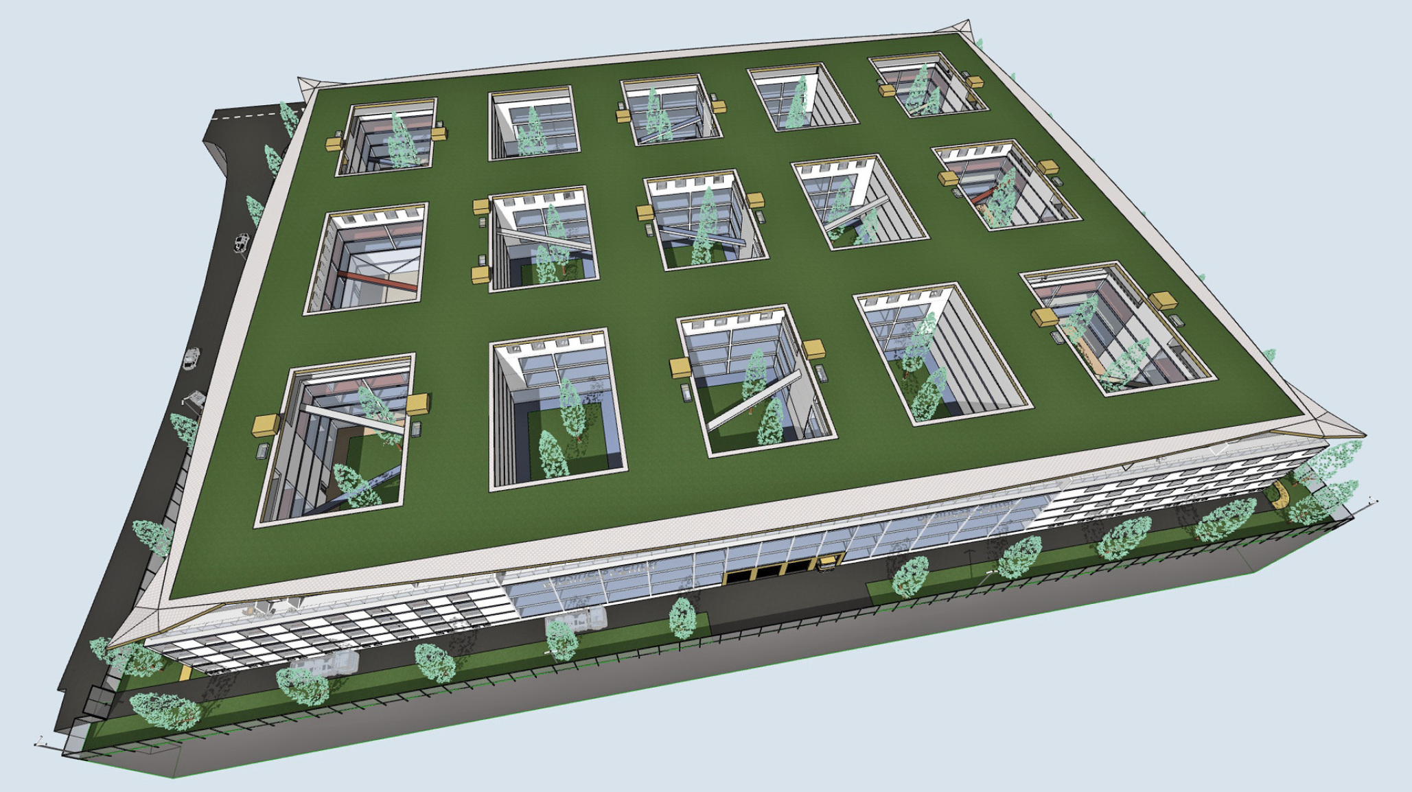 Perspektive Pharma Business Center Switzerland for sale - 45.000 sqm to 94.000 sqm - Bauland Gewerbezone Arbeitszone