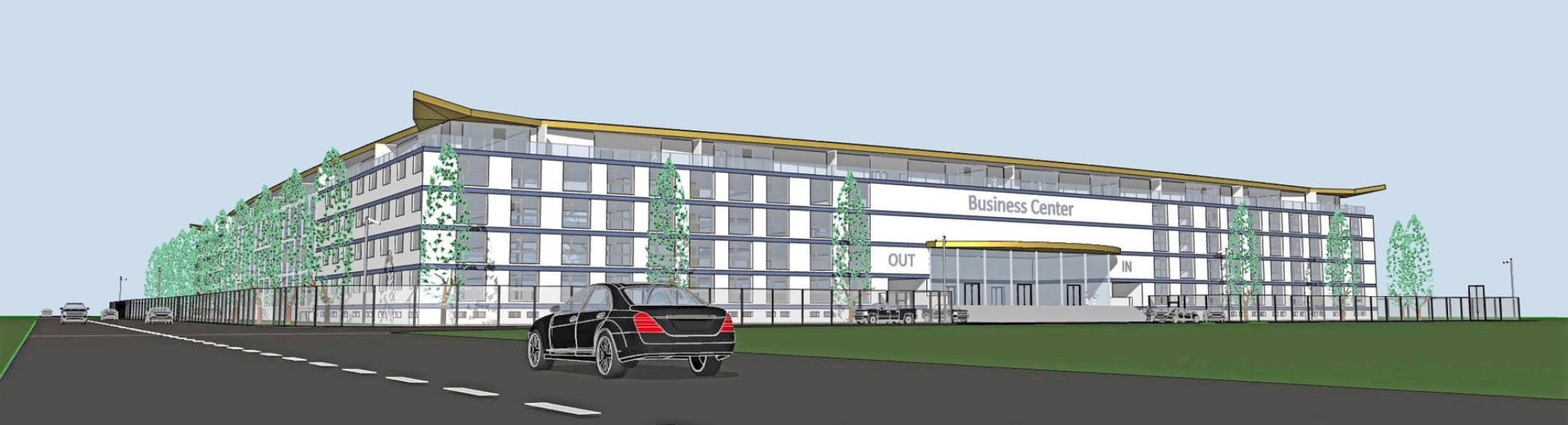 For SALE - 50 % of Pharma Business Center Switzerland - Architekt Volker Goebel Dipl.-Ing.