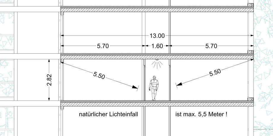 Natürlicher_Lichteinfall_Pharma_Business_Center_Switzerland_Architekt_Volker_Goebel