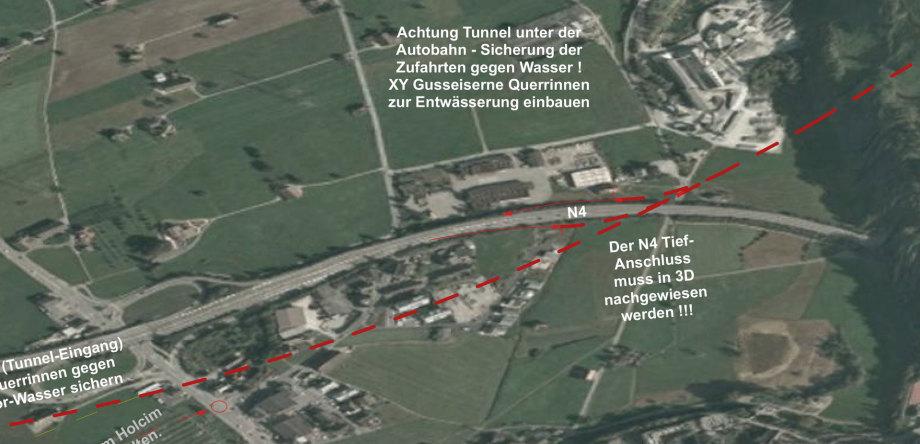 Autobahn_A4_NA_Anschluss_im_Brunnen_Tal