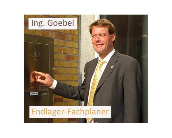 Ing. Goebel - Endlager-Fachplaner