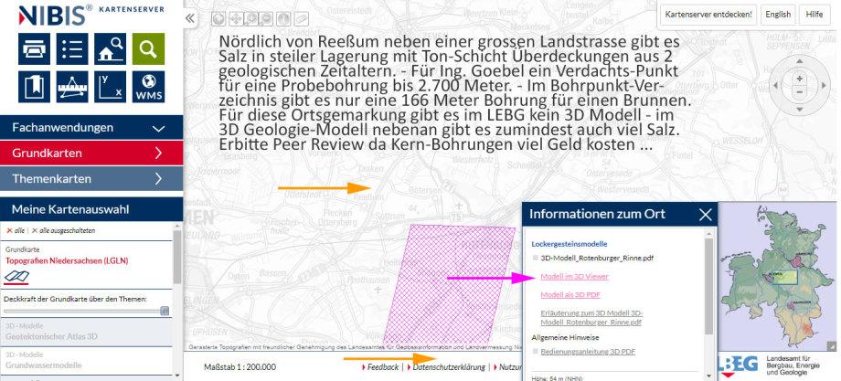 in dieser Karte sogar 2 zu prüfende Bohr-Punkte ???