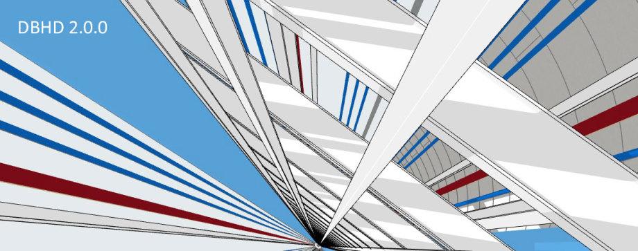 >>> Blick in den Schacht - Alles was Sie sehen ist aus Metall - DBHD 2.0.0 ist die Metall-Bau Version - und alles schön vorbeschichtet und mit Reparatur-Maler-Arbeiten - #DBHD #Schacht #Sauber #Ordentlich #Endlager