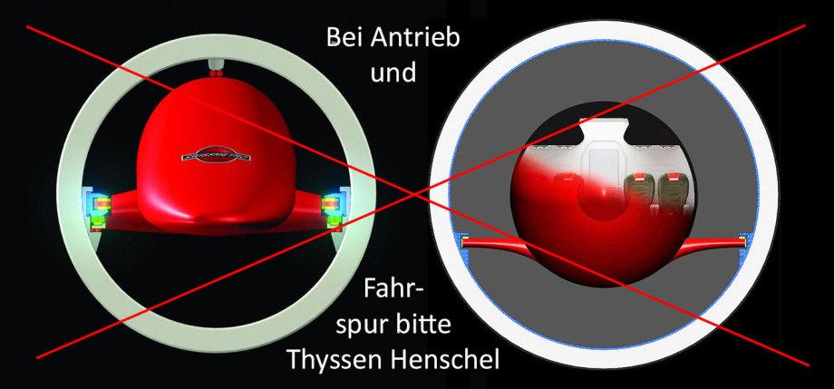 wenn Ihr Magnet-Schwebe-Bahn kaufen wollt - Der Transrapid läuft - auch China - Thyssen-Henschel in Kassel fragen - die eigentlichen Entwickler