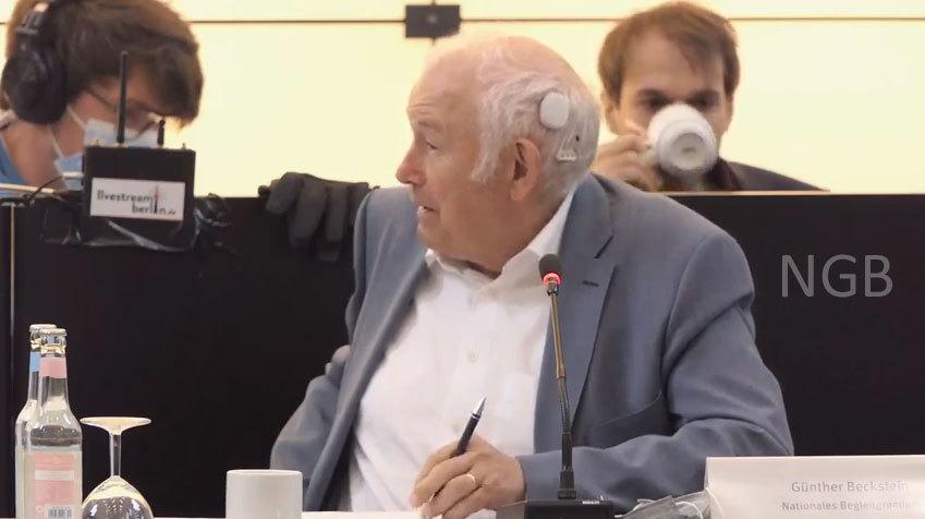 Herr RA Beckstein / Bayern