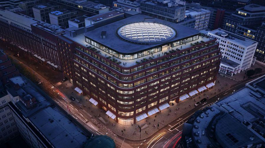 Vorschaubild der Architektur mit Atrium