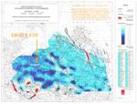 geologische Karte der Schicht-Mächtigkeiten des Steinsalzes M-V
