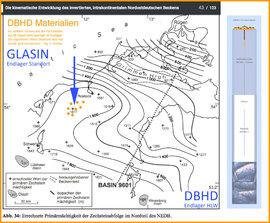 geologische Karte Steinsalz Vorkommen