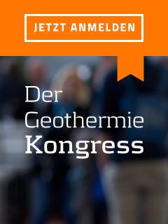 Geothermie-Kongress