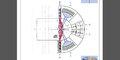 Aufsicht Kühltechnik-Aggregate - Wasserkühlung von Fa. Stulz HH - Luftkühlung von Fa. CFT Gladbeck