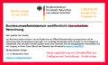 Klage gegen BMU EndLSiAnfV angedroht - letzte Chance Umwelt-Ausschuss Bundestag