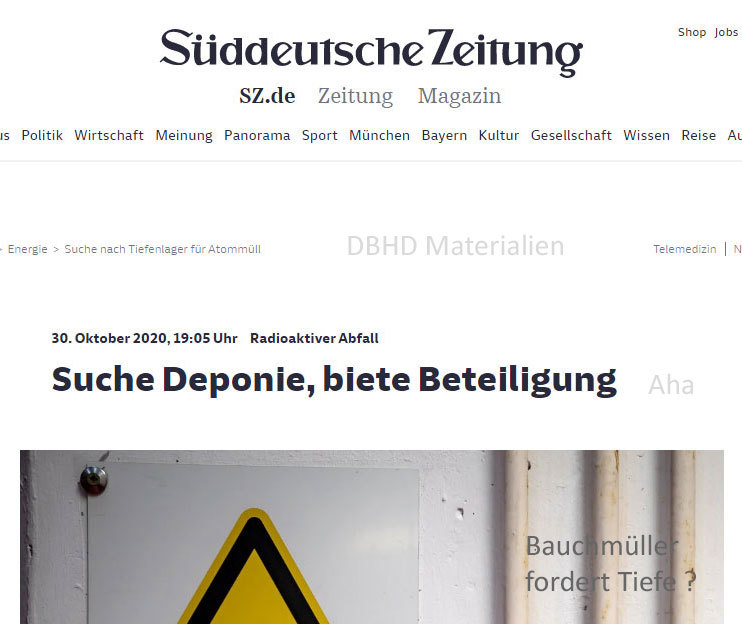 """>>> award winning journalist from the biggest newspaper for south Germany writes a title after saying nothing for 1 year ! - """"Suche Deponie - biete Beteiligung"""" - a day later Ing. Goebel was contacted by US Mafia - #Bauchmüller #SZ #Germany #GDF #Discussi"""